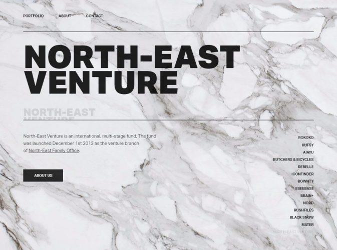 North East Venture