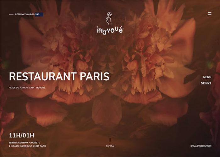 Inavoué-Restaurant