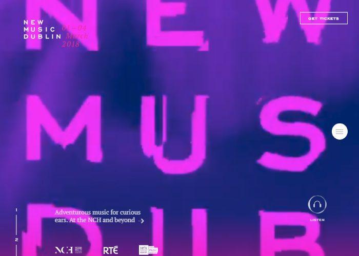 New Music Dublin Festival