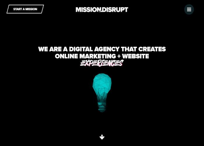 Mission Disrupt