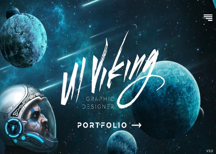 UI Viking 3.0 – Portfolio