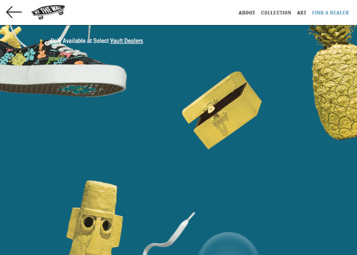 Vans Vault x Spongebob