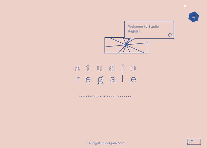 Studio-Regale