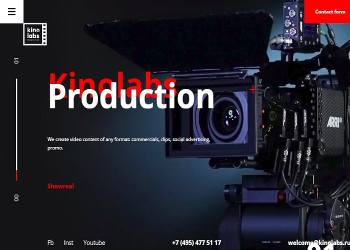 Kinolabs Production