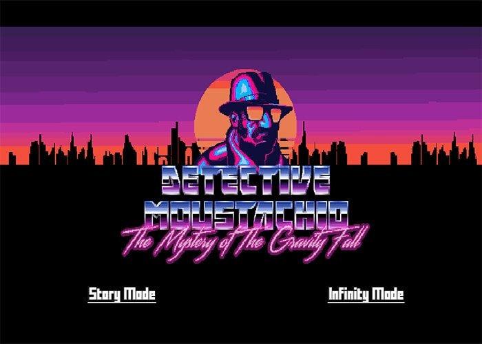 Detective Moustachio