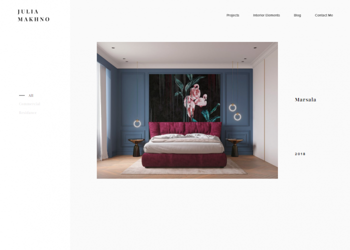 Проекты — Дизайн интерьера Дизайн — это история о любви и красоте…