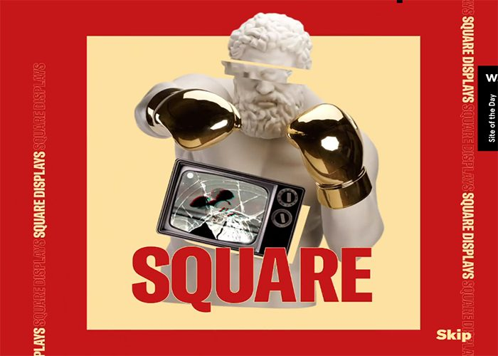 Square—Interface-Game
