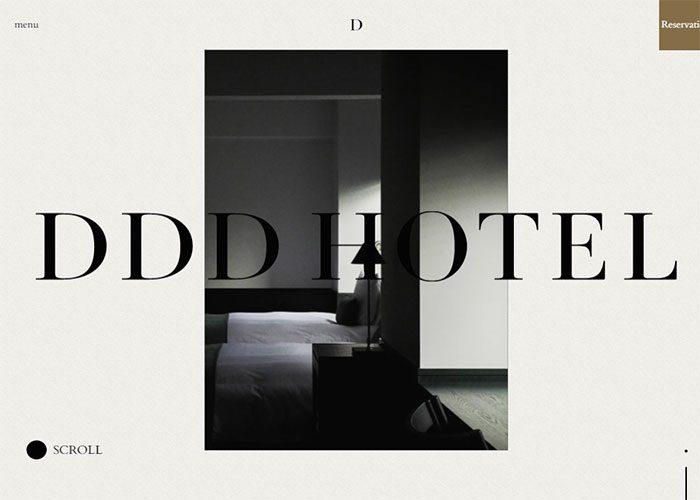 DDD-HOTEL
