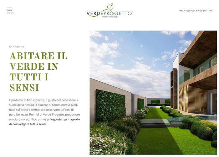 Verde-Progetto