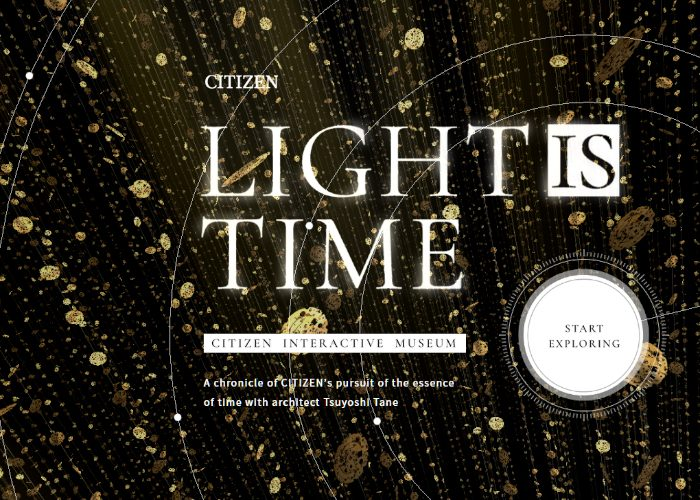 LIGHT is TIME