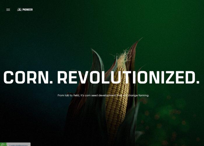 Pioneer Revolutionized