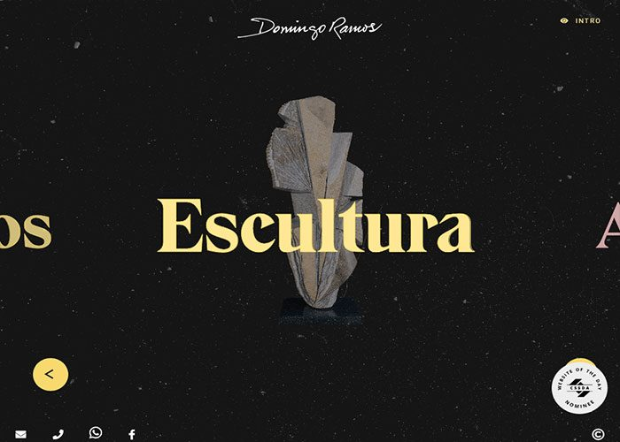 Escultor-Domingo-Ramos