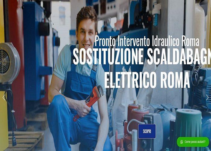 idraulico-roma