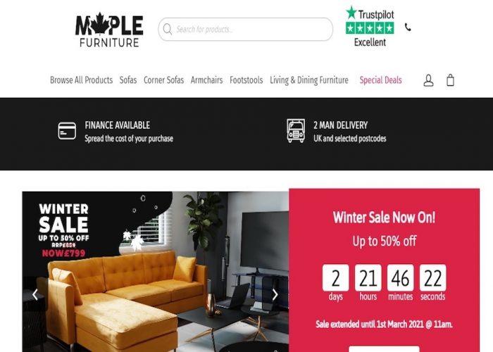 Maple_Furniture 2